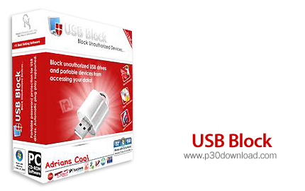 Newsoftwares USB Block v1.7.2 Crack