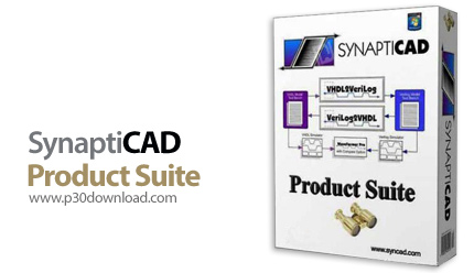 SynaptiCAD Product Suite v20.24 Crack