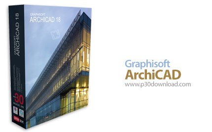 Graphisoft ArchiCAD v18 Build 7007 x64 Crack