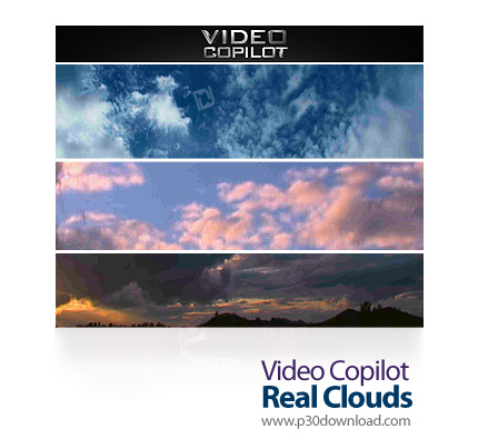 Video Copilot Real Clouds Crack