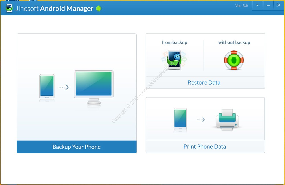 Jihosoft Android Manager v3.0.1 Crack