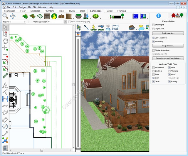 Architect 3D Gold v18.0.0.1014 Crack