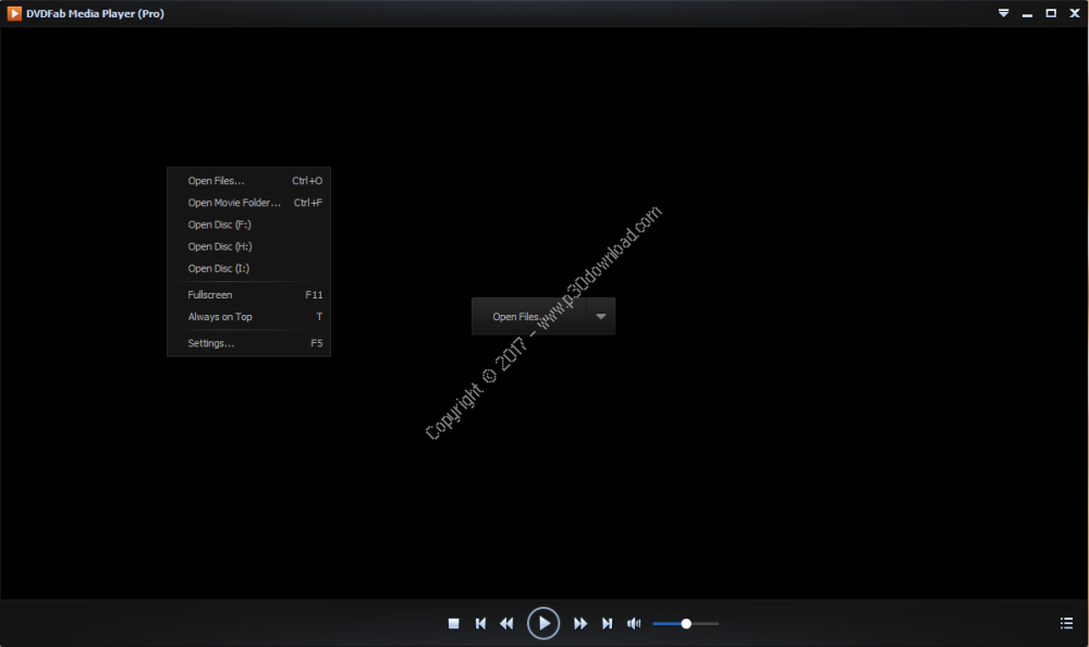 DVDFab Media Player Pro v3.1.0.0 Crack