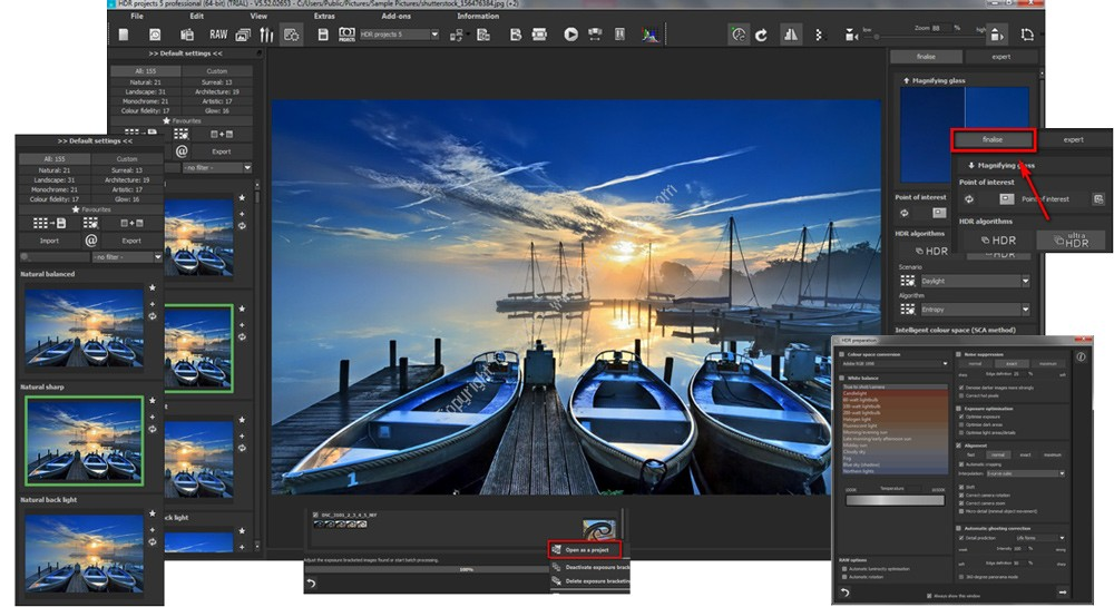 Franzis HDR Projects Elements v5.52.02653 x86/x64 Crack