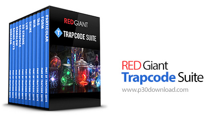 Red Giant Trapcode Suite v14.0 x64 Crack