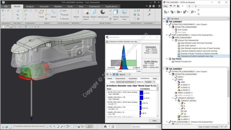 Sigmetrix CETOL 6σ v9.1.0 for SolidWorks 2016-2017 x64 Crack