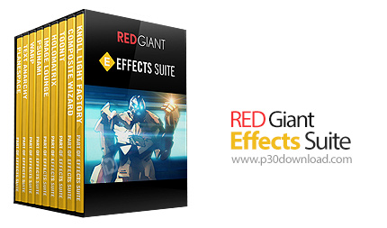Red Giant Effects Suite v11.1.11 x64 Crack