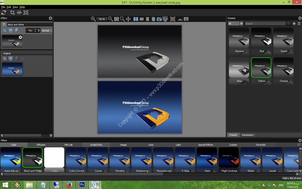 Digital Film Tools DFT v1.1 x64 Crack