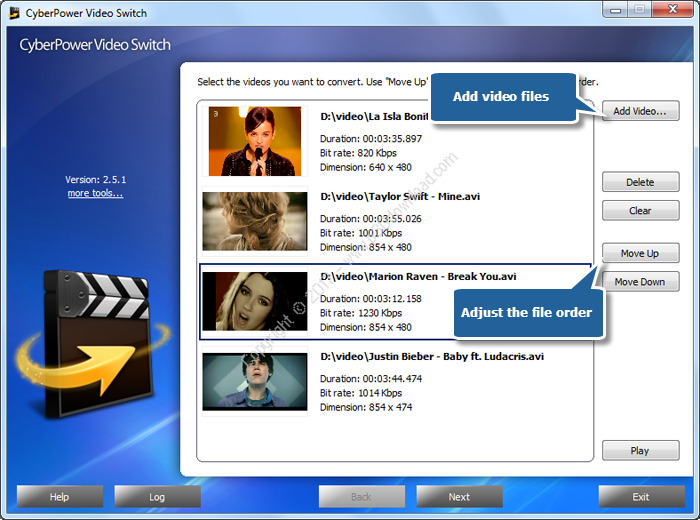 CyberPower Video Switch v10.8.0 Crack