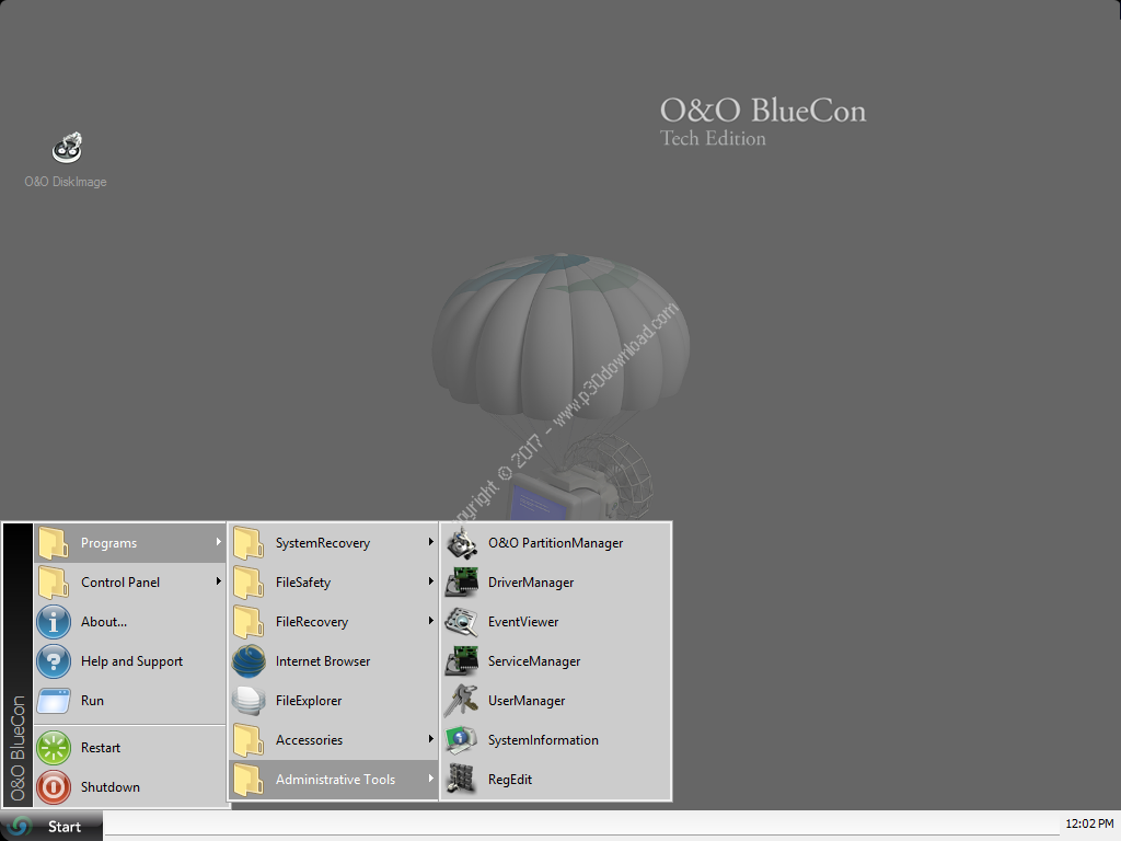 O&O BlueCon Admin v14.1.3129 + Tech Edition v15.0 Build 4073 x86/x64 Crack