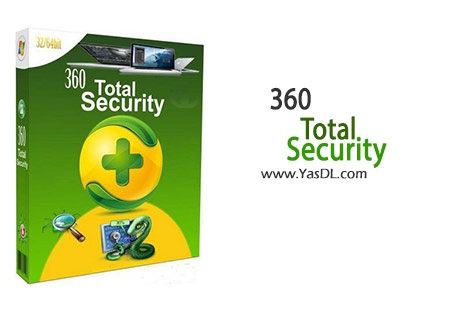Qihoo 360 Total Security 9.6.0.1329 + Essential 8.8.0.1078 - Free Antivirus Crack
