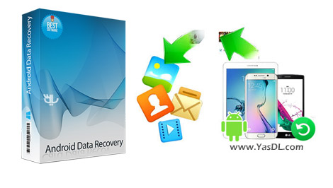 7thShare Android Data Recovery 1.8.8.8 Crack