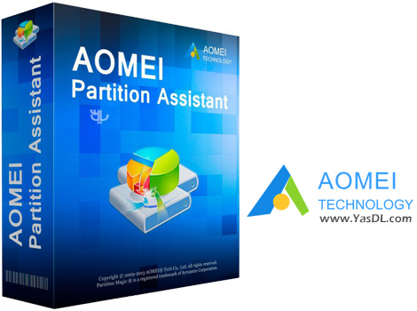 AOMEI Partition Assistant All Editions 6.6.0 Crack