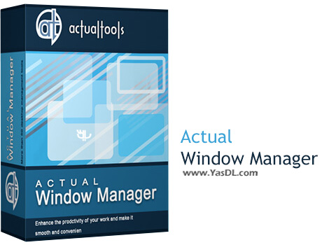 Actual Window Manager 8.5.2 Crack