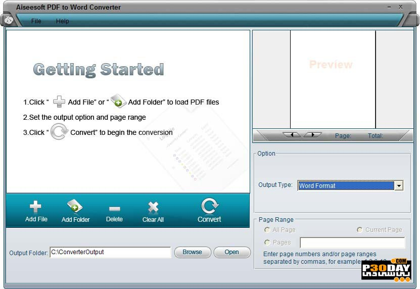 Aiseesoft PDF To Word Converter 3.3.6 - Convert PDF Documents To Word Crack