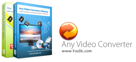 Any Video Converter Professional / Ultimate 6.2.1 + Portable Crack