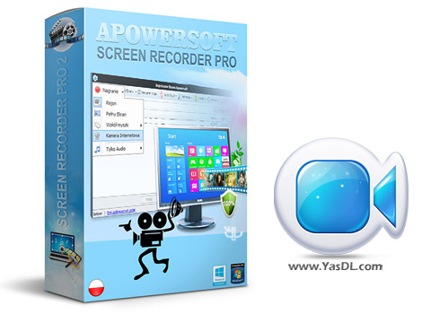 Apowersoft Screen Recorder Pro 2.2.5 Crack
