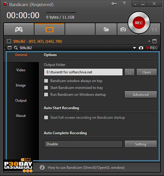 Bandicam 4.1.3.1400 - Shooting From The App And Games Environment Crack
