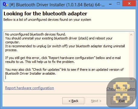 Bluetooth Driver For Windows - Bluetooth Driver Installer 1.0.0.112b Crack