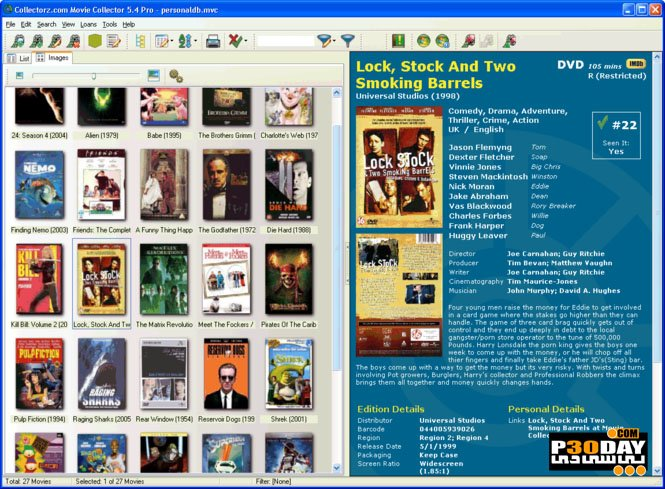 Movie Collector Pro 17.1.8 - Provide An Archive Of Computer Videos Crack