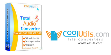CoolUtils Total Audio Converter 5.3.0.162 Crack