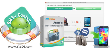 Coolmuster Android SMS + Contacts Recovery 3.0.39 Crack