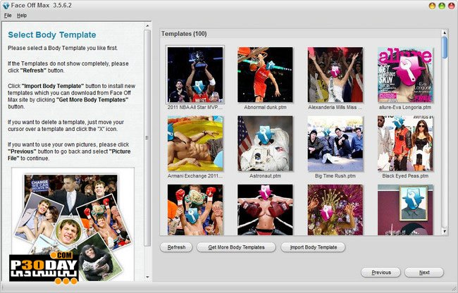 CoolwareMax Face Off Max 3.8.2.2 - Application For Changing Faces Of Photos Crack