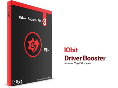 IObit Driver Booster PRO 5.4.0.832 + Portable - Driver Installation And Update Software Crack