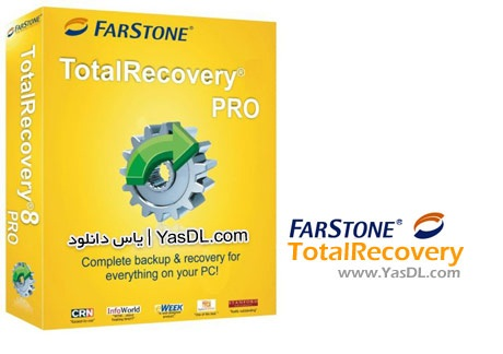FarStone TotalRecovery Manager 10.10.1 WinPE Edition Is A Backup Software From Windows Crack