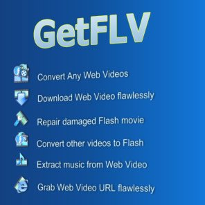 GetFLV Pro 9.1998.968 - Manage And Play FLV Files