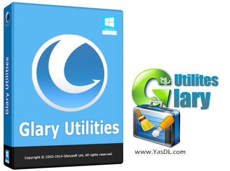 Glary Utilities Pro 5.93.0.115 + Portable Crack