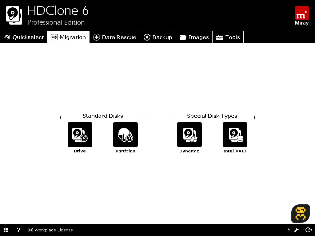 HDClone Free 6.0.5 Final - Easy Copy Of Hard Disk