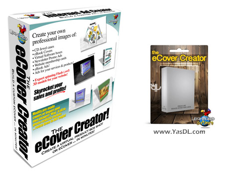 Laughingbird Software The eCover Creator 7.2.1 Crack
