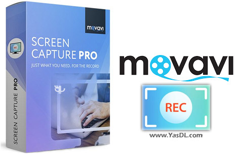 Movavi Screen Capture Pro 9.4.0 - Screen Capture Software Crack