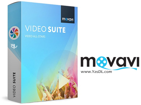Movavi Video Suite 17.4.0 + Portable - Video Editing And Editing Software Crack