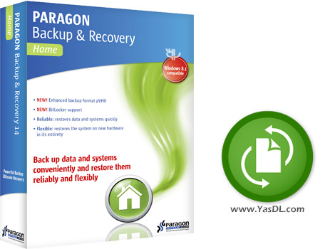 Paragon Backup & Recovery 16 10.2.1 Crack