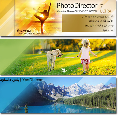 CyberLink PhotoDirector Suite 9.0.2607.0 Crack