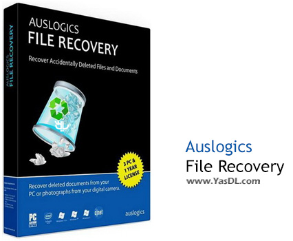 Auslogics File Recovery 8.0.9.0 + Portable - Hard Disk Data Recovery Software Crack