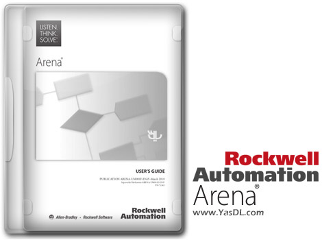 Rockwell Automation Arena 14 Crack