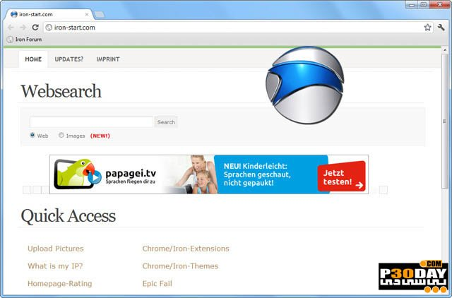 SRWare Iron 48.0.2550.0 Stable - Stable Browser Crack