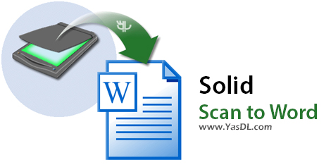 Solid Scan to Word 9.1.7212.1984