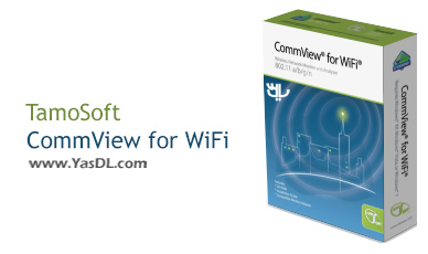 TamoSoft CommView for WiFi 7.1.805 Crack