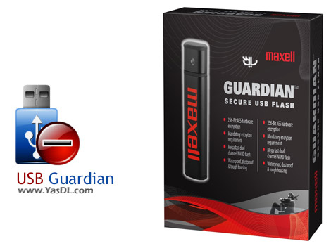 USB Guardian 4.4.0 + Portable Crack