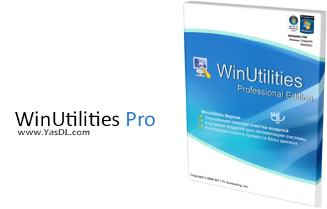 WinUtilities Professional 15.1 + Portable Crack