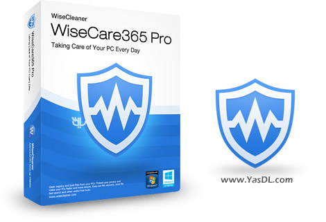 Wise Care 365 Pro 4.84 Build 466 + Portable - System Optimizer Application Crack