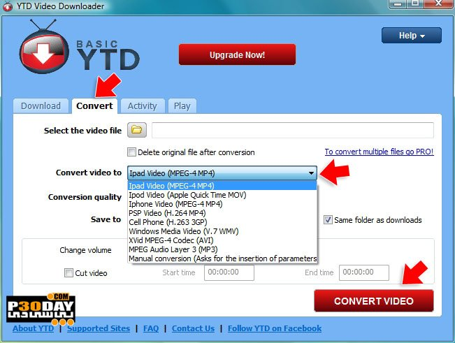 YTD Video Downloader Pro 5.8.3 - Save YouTube Videos Crack