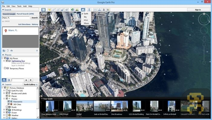 Google Earth Pro 7.3.0.3827 - Google Earth Windows Computer Crack