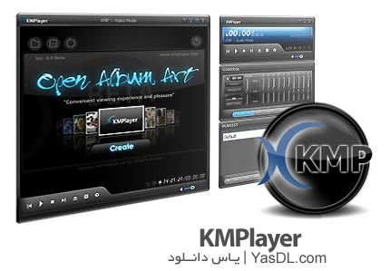 KMPlayer 4.2.2.10 Final + Portable - Player Software For Playing Audio And Video Files Crack