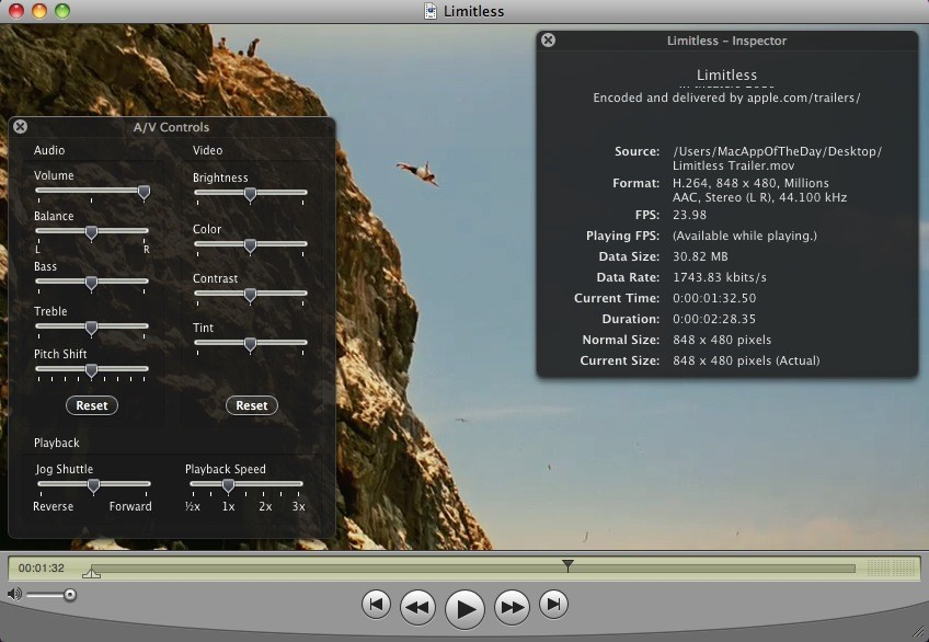 QuickTime Pro 7.7.7 - Professional Video Clips Crack
