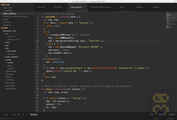 Sublime Text 3 Build 3164 Advanced Text Editing And Programming Code Crack
